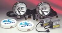 """HID Lights - Driving Lights - 6"""" HID Stainless Driving Light Kit"""