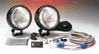 KC Hi-Lites 50 Series Lights - Fog Lights - Black Chrome Fog Light Kit