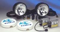 "HID Lights - Long Range Lights - 6"" HID Black Long Range Light Kit"