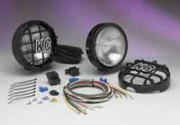 SlimLites - Fog Lights - Black Fog Light System