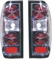 Euro Lights - Tail Lights - Frontier Euro Tail Lights