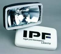"Lighting & Light Accessories - IPF Lights & Accessories - IPF 7"" Rectangular Driving Light Kit"