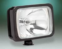 KC Hi-Lites - 69 Series - Black Long Range Light