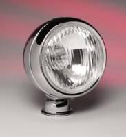 "HID Lights - Driving Lights - 5"" HID Chrome Driving Light"