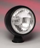 "KC Hi-Lites 50 Series Lights - KC Hi-Lites 50 Series Driving Lights - KC Hi-Lites 5"" Black Driving Light"