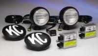 "HID Lights - Driving Lights - 5"" HID Black Driving Light System"