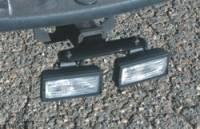 KC Hi-Lites - KC Hi-Lites 26 Series Lights - KC Hi-Lites Receiver Hitch Mount Light Bar