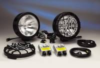 "HID Lights - Driving Lights - 8"" HID Black Driving Light System"