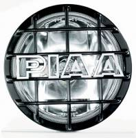 PIAA Lamps - 510, 520, 525, 540, 550 & 580 Series Lights - 520 Series Clear SMR Black Driving Light Kit