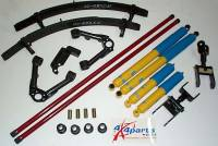 Hardbody - Suspension Packages - The Articulator Suspension Package With Bilstein Shocks