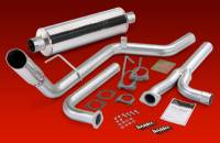 Exhausts & Mufflers - Frontier - Monster Exhaust System