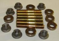 Headers - Exhaust Hardware - Exhaust Manifold Bolt, Nut & Washer Kit