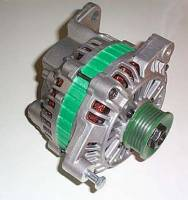 Alternators - Frontier Alternators - Mean Green 180 Amp Alternator