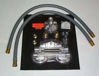 Performance - Oil Relocation Kits - Dual Oil Filter Relocation Kit