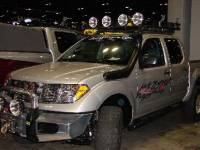 Cargo Racks & Accessories - One-Piece Cargo Racks - Hardbody Cargo Rack With Mounts