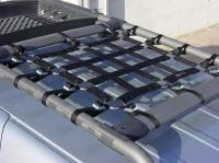 Racks, Hitches & Cargo Accessories - Raingler Cargo Nets - FRONTIER & XTERRA ROOF RACK NET