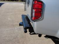Rear Bumpers - Frontier - Rear Step Tow Bar
