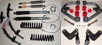 2005-2014 Xterra Suspension Lifts & Lift Packages - Crawler & Competition Suspension Packages - Advanced Crawler Suspension Package With Bilstein Shocks