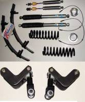 2005-2014 Xterra Suspension Lifts & Lift Packages - Crawler & Competition Suspension Packages - Crawler Suspension Package With Bilstein Shocks
