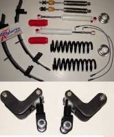 2005-2014 Xterra Suspension Lifts & Lift Packages - Crawler & Competition Suspension Packages - Crawler Suspension Package With Rancho RS9000XL Shocks