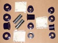 Polyurethane Suspension Products - Xterra Bushings - Xterra Rear Leaf Spring & Shackle Bushings