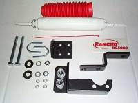 Steering Upgrades & Alignment Products - Steering Enhancement Packages - Frontier Steering Enhancement Package