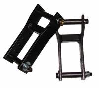 Rear Suspension Components - Xterra - Xterra Adjustable Lift Shackles