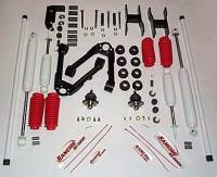 1998-2004 Frontier Suspension Lifts & Packages - Suspension Lifts & Lift Packages - Frontier Deluxe Suspension Package
