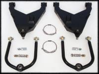 Front Suspension Components - Xterra - Long Travel Kit