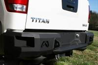 Rear Bumpers - Titan - Titan Premium Rear Bumper 2016-2019 XD