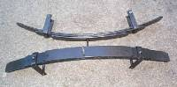 Rear Suspension Components - Hardbody - 3 Leaf Add-A-Leaf Pack