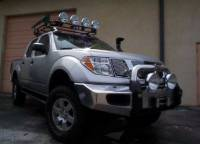 Nissan - The Garage Sale - Frontier Front Bumper With Winch