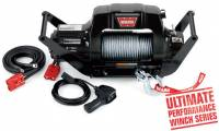 Warn Winches - Ultimate Performance Series - WARN 9.5cti Multi-Mount