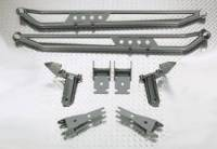 Suspension - Traction Bars - Titan Traction Bars & Traction Bar Mounting Kit