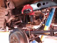 Rear High-Speed Off-Road Compression Kit