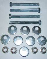 Steering Upgrades & Alignment Products - Alignment Products - Frontier Lower A-Arm Camber Alignment Kit