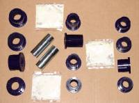 Polyurethane Suspension Products - Frontier Bushings - Leaf Spring Bushing Kit
