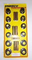 Polyurethane Suspension Products - Hardbody Bushings - Leaf Spring Bushing Kit