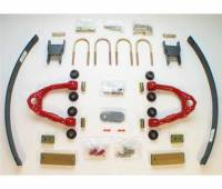 1998-2004 Frontier Suspension Lifts & Packages - Suspension Lifts & Lift Packages - Rancho Suspension Lift With RS9000XL Shocks