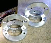 Front Suspension Components - Frontier - Frontier Front Leveling Kit