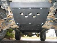 Frontier - 1998-2004 Frontier - Frontier Front Skid Plate