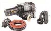 Mile Marker Winches - 2,000-4,500 Pound Electric Winches - Mile Marker PE2500 Electric Winch