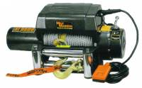 Mile Marker Winches - 9,500-12,000 Pound Electric Winches - Mile Marker SI9500 Electric Winch