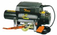 Mile Marker Winches - 9,500-12,000 Pound Electric Winches - Mile Marker SI12000 Electric Winch