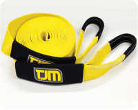 Trail Gear - Trail Accessories - TJM 17,600 lb Snatch Strap