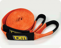 Trail Gear - Trail Accessories - TJM 24,300 lb Snatch Strap