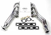 Headers - Titan - 409 Titan Silver Ceramic Long Tube Headers