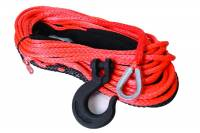 Mile Marker Winch Accessories - Synthetic Winch Rope - Synthetic Winch Rope