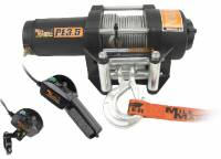 Mile Marker Winches - 2,000-4,500 Pound Electric Winches - PE3.5 ATV 3,500 Pound Winch