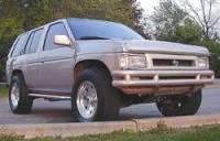Nissan Pathfinder - eli